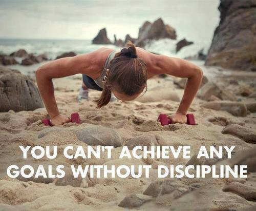 Goals and Discipline personal trainer in Connecticut