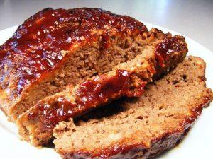 Great Ground Bison Meatloaf