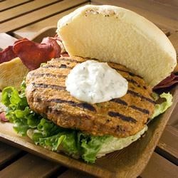 The Ultimate Thai Chicken Burger