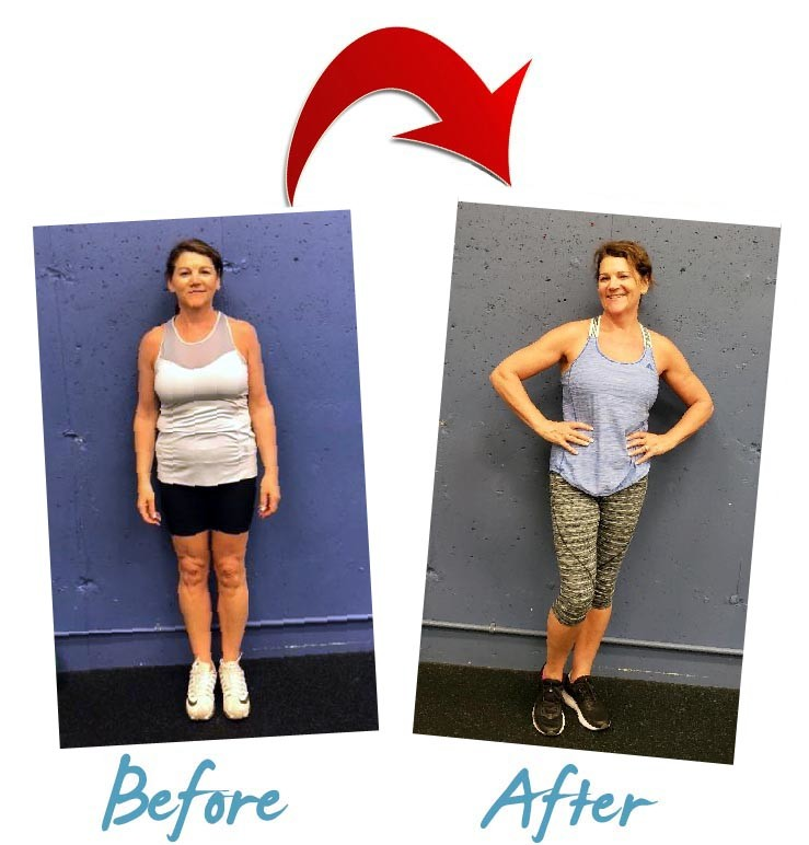 Ruth R. Jen Personal Trainer Bethany CT